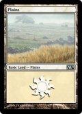 【FOIL】平地/Plains #231 [M12-ENB]
