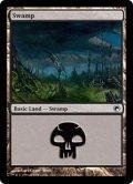 【FOIL】沼/Swamp #239 [SOM-ENB]
