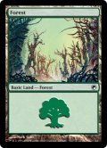 【FOIL】森/Forest #247 [SOM-ENB]