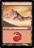 【FOIL】山/Mountain #242 [M11-JPB]