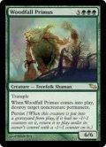森滅ぼしの最長老/Woodfall Primus [SHM-ENR]