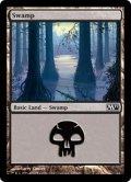 【FOIL】沼/Swamp #239 [M11-ENB]