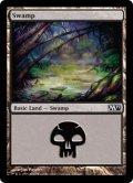 【FOIL】沼/Swamp #241 [M11-ENB]