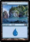 【FOIL】島/Island #234 [M11-ENB]