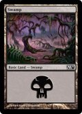 【FOIL】沼/Swamp #240 [M11-ENB]