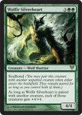 ウルフィーの銀心/Wolfir Silverheart [AVR-ENR]