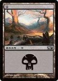 【FOIL】沼/Swamp #239 [M13-JPB]