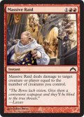 【FOIL】大規模な奇襲/Massive Raid [GTC-ENC]