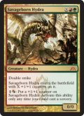 野蛮生まれのハイドラ/Savageborn Hydra [DGM-ENM]