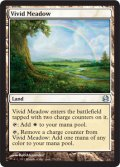 【FOIL】鮮烈な草地/Vivid Meadow [MMA-ENU]
