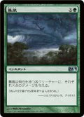【FOIL】暴風/Windstorm [M14-JPU]