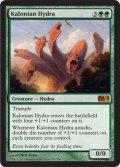 【FOIL】カロニアのハイドラ/Kalonian Hydra [M14-ENM]