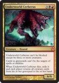 【FOIL】死の国のケルベロス/Underworld Cerberus [THS-ENM]