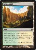 【FOIL】豊潤の神殿/Temple of Plenty [BNG-JPR]