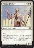 神聖なる魂の守り手/Hallowed Spiritkeeper [C14-JPR]