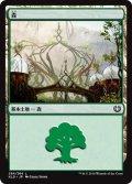 【FOIL】森/Forest #264 [KLD-JPB]