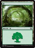 【FOIL】森/Forest #262 [KLD-JPB]