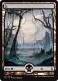 【FOIL】沼/Swamp #252 [AKH-JPB]