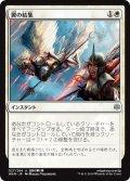 【FOIL】翼の結集/Rally of Wings [WAR-JPU]