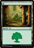 【FOIL】森/Forest #199 [HOU-JPB]