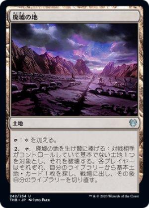 画像1: 廃墟の地/Field of Ruin [THB-JPU]