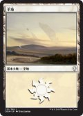 【FOIL】平地/Plains #251 [DOM-JPB]