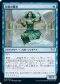 【FOIL】対称の賢者/Symmetry Sage [STX-JPU]