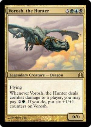 画像1: 狩るものヴォラシュ/Vorosh, the Hunter [CMD-ENR]