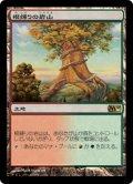 【FOIL】根縛りの岩山/Rootbound Crag [M10-JPR]