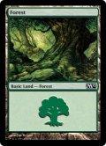 【FOIL】森/Forest #248 [M12-ENB]