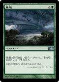 【FOIL】暴風/Windstorm [M10-JPU]