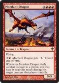 焼酸のドラゴン/Mordant Dragon [WWK-ENR]