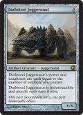 ダークスティールの巨大戦車/Darksteel Juggernaut [SOM-ENR]