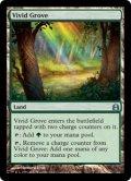 鮮烈な林/Vivid Grove [CMD-ENU]